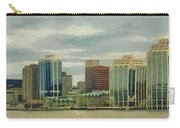 Halifax From The Harbour Carry-all Pouch by Jeff Kolker