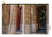 Hall Of 100 Columns Carry-all Pouch