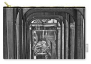 Hall Of Giants - Beneath The Aurora Bridge Carry-all Pouch
