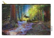 Hall Valley Moose Carry-all Pouch