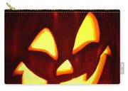 Halloween Boo-o-o Carry-all Pouch