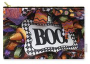 Halloween Boo Carry-all Pouch
