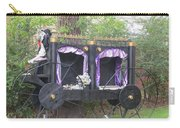 Halloween Carriage Carry-all Pouch