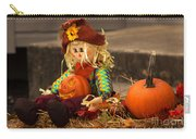 Halloween Doll Carry-all Pouch