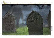Halloween Graveyard Carry-all Pouch