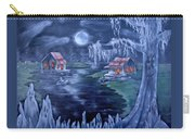 Halloween In The Swamp Carry-all Pouch