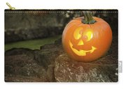 Halloween Jack O Lanterns Carry-all Pouch