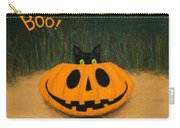 Halloween Kitty Boo Carry-all Pouch