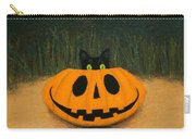 Halloween Kitty Carry-all Pouch