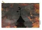 Halloween Party Invitation Carry-all Pouch