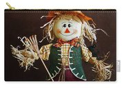 Halloween Scarecrow Carry-all Pouch