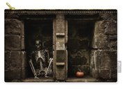 Halloween Skeleton Carry-all Pouch