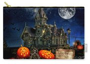 Halloween Spot Carry-all Pouch by Mo T