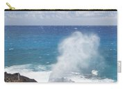 Halona Blowhole Carry-all Pouch