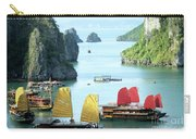 Halong Bay Sails 01 Carry-all Pouch
