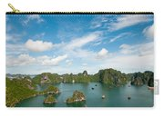 Halong Bay Vietnam Carry-all Pouch