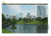 Hama Rikyu Japanese Garden Carry-all Pouch