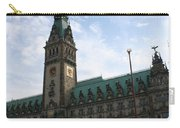 Hamburg - City Hall - Germany Carry-all Pouch