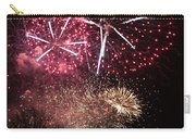 10715 Hamburg Winter Dom Fireworks Carry-all Pouch
