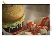 Hamburger N Fries Carry-all Pouch