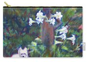 Hamilton In The Garden Carry-all Pouch