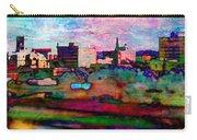 Hamilton Ohio City Art 10 Carry-all Pouch