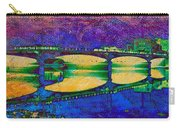 Hamilton Ohio City Art 6 Carry-all Pouch