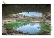 Hamilton Pool Carry-all Pouch by David Morefield