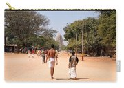 Hampi Bazzar Street Scenes Carry-all Pouch