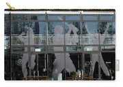 Hampshire County Cricket Glass Pavilion Carry-all Pouch