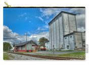 Hampstead Train Station And Grain Mill Carry-all Pouch