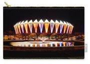 Hampton Coliseum Christmas Carry-all Pouch
