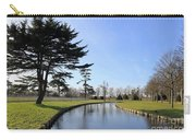 Hampton Court Palace Moat England Carry-all Pouch