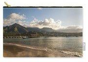 Hanalei Bay Pier - Kauai Hawaii Carry-all Pouch