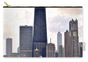 Hancock Building In Chicago Carry-all Pouch