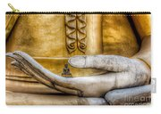 Hand Of Buddha Carry-all Pouch