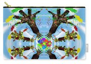 Hands Of Nature Carry-all Pouch