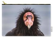 Handsome California Condor Carry-all Pouch