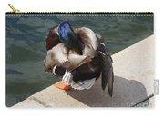 Handsome Mallard Carry-all Pouch