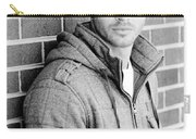 Handsome Man Carry-all Pouch