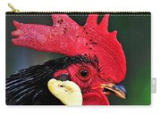 Handsome Rooster Carry-all Pouch