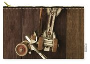 Hang Up Your Skates - Oil Carry-all Pouch