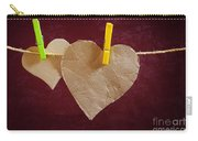 Hanged Heart Carry-all Pouch