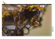 Hanging Beaded Votive Abstract 2 Carry-all Pouch