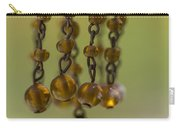 Hanging Beaded Votive Abstract  3 Carry-all Pouch