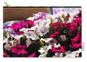 Hanging Flowers 6720 Carry-all Pouch