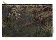 Hanging Garden In Moonlight Carry-all Pouch