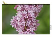Hanging Lilac Carry-all Pouch