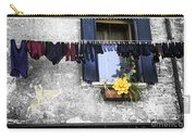 Hanging Out To Dry In Venice 2 Carry-all Pouch