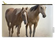 Hanging Out Together Carry-all Pouch by Betty LaRue